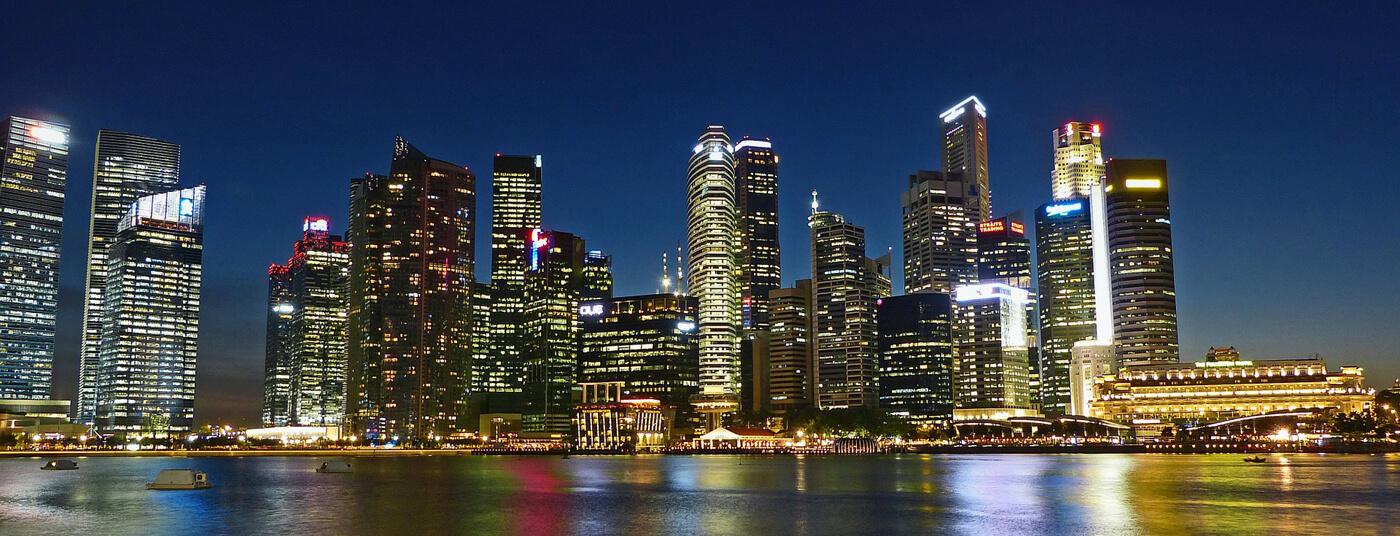 Hotels weltweit von Singapur bis Doha